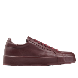<p>Leather sneakers</p>