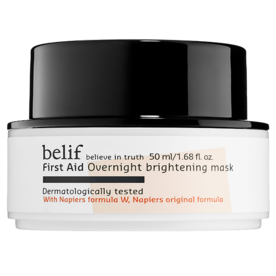 First+Aid+Overnight+Brightening+Mask