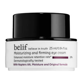 Belif Moisturizing & Firming Eye Cream