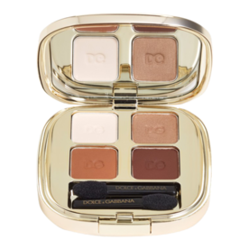 Dolce+%26amp%3B+Gabbana+Smooth+Color+Eye+Quad+in+Desert