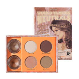Benefit World Famous Nudes in Most Glamorous Nudes Ever