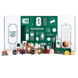 The Body Shop 24 Happy Days Advent Calendar