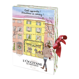 L'Occitane Holiday 2015 Advent Calendar