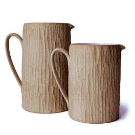Farmhouse Pottery Handhewn Pitcher