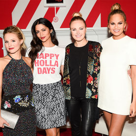 Inside the Target Wonderland Party with Chrissy Teigen, Kristen Bell, and More