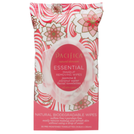 Pacifica+Essential+Makeup+Removing+Wipes