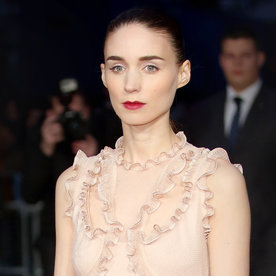 Proof That Golden Globe Nominee Rooney Mara Is a Red Carpet Pro