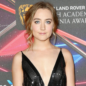 See Golden Globes Nominee Saoirse Ronan's Style Transformation on the Red Carpet