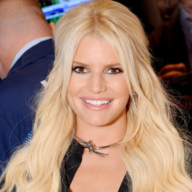 Jessica Simpson Just Got a Major Haircut for the New Year
