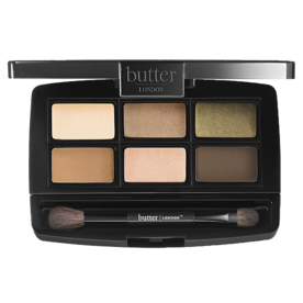 Butter London Shadow Clutch in Natural Charm