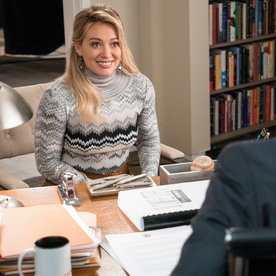 Hilary Duffs 7 Tips For Killing It At Work InStylecom