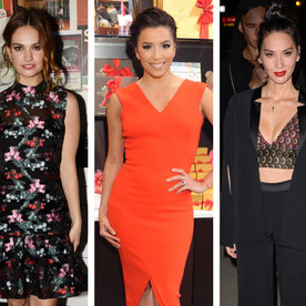 5 Totally Easy Celebrity-Inspired Outfits to Wear on Date Night