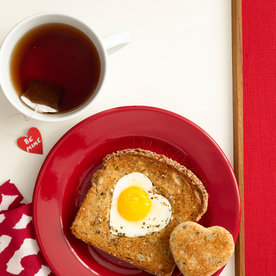 5 Sweet Valentine's Day Breakfast-in-Bed Ideas