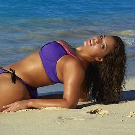 "Ashley Graham on Being a New Sports Illustrated Swimsuit Model: ""The Sky Is the Limit"""