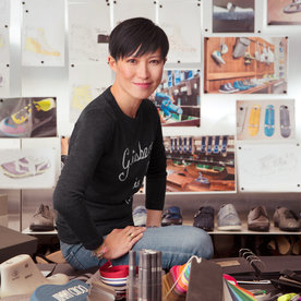 A Day with Jimmy Choo's Sandra Choi