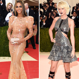 See All the Best Looks from the 2016 Met Gala Red Carpet