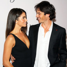Ian Somerhalder and Nikki Reed Look So in Love on the Red Carpet