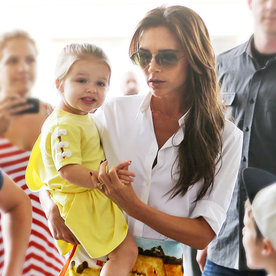Victoria Beckham's New Collection is A Sweet Ode to Mothers and Daughters