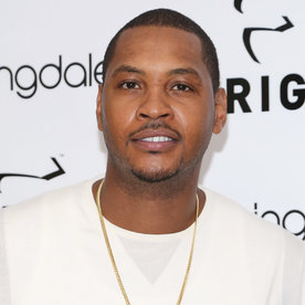 Carmelo Anthony's Father's Day Plans Are Downright Delicious