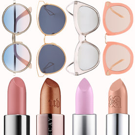 12 of the Prettiest Sunglasses-and-Lipstick Pairings