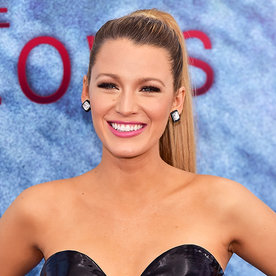 Blake Lively Gets Ready for The Shallows Premiere Red Carpet: Only On InStyle