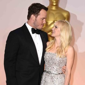 Anna faris and chris pratts cutest couple moments instyle anna faris and chris pratts cutest couple moments ever junglespirit Image collections