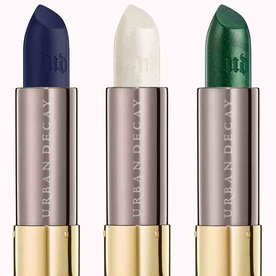 Navy Lipstick? Yep, We Tried Some Unusual Shades