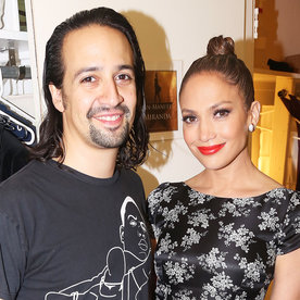 Jennifer Lopez and Lin-Manuel Miranda's Song for Orlando Is Out Now