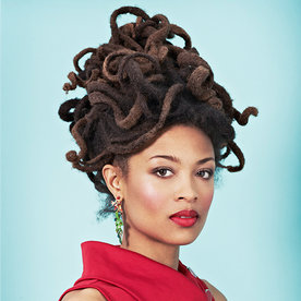 Why We're Obsessed with Valerie June and Her GorgeousDreadlocks