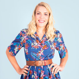 Watch Vice Principals Star Busy Philipps Break Down Her Hilarious Summer Report Card