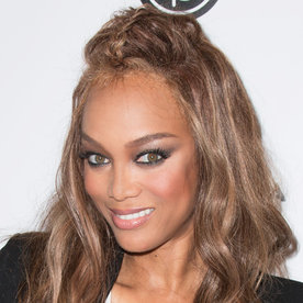 Tyra Banks Welcomes Rita Ora as America's Next Top Model's New Host