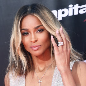 You Have to See What Ciara Wore to Her Bachelorette Party