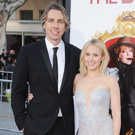 An Emotional Kristen Bell Sings Dax Shepard's Praises and Shares Their Wedding Photos for the First Time