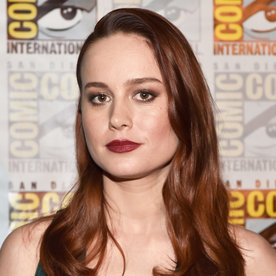 Brie Larson Is Going to Be Captain Marvel in the Studio's First Female-Led Movie