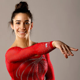How Olympic Gymnast Aly Raisman Keeps Her Hair in Gold Medal Shape