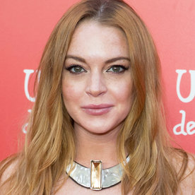 Lindsay Lohan Shares a Glowing Bikini 'Gram with a Sentimental Message