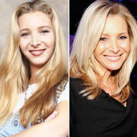 Lisa Kudrow Is 53! See Her Ageless Transformation Through the Years