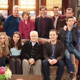 The Cast of Boy Meets World Reunites in One Epic Group Photo