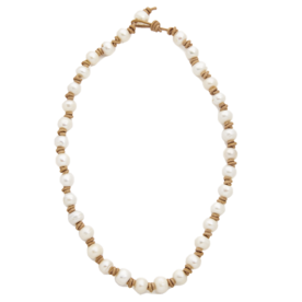 <p>Freshwater Cultured Pearl Necklace</p>