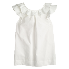 Ruffle+Top+in+Cotton+Poplin
