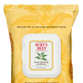 Burt%27s+Bees+Facial+Cleansing+Towelettes