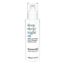 <p>This Works Deep Sleep Night Oil </p>