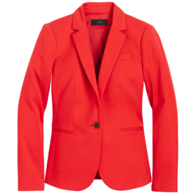Campbell+Blazer+in+Bi-Stretch+Cotton