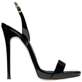 Sophie+Patent-Leather+Slingback+Sandals