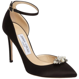 Rose+d%27Orsay+Pump+with+Jeweled+Clip