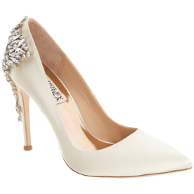 %27Gorgeous%27+Crystal+Embellished+Pointy+Toe+Pump
