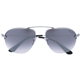 Aviator+Frame+Sunglasses