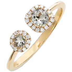 Iris+Double+Semiprecious+Stone+%26amp%3B+Diamond+Ring
