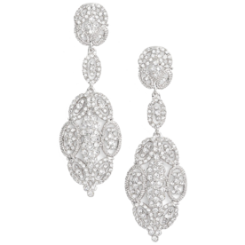 %27Glamorous%27+Crystal+Drop+Earrings
