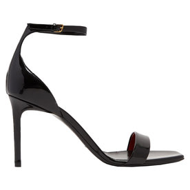 Amber+patent-leather+sandals